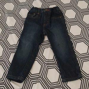 Wrangler Dark Wash Jeans